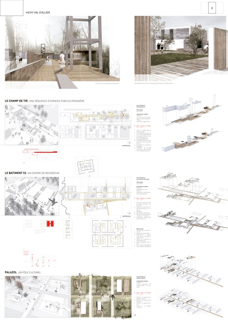 266 best PRESENTATION BOARD images on Pinterest Architectural - project presentation