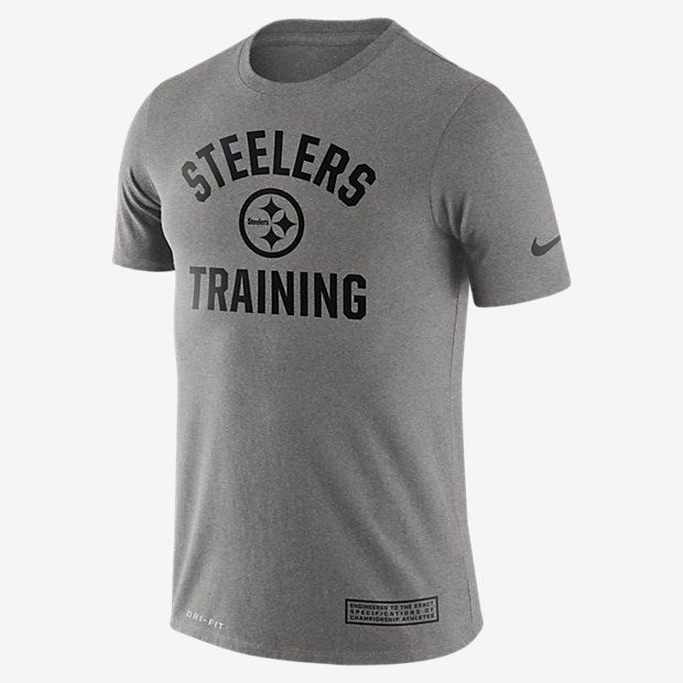Nike Dri-FIT (NFL Steelers) Men's Training T-Shirt