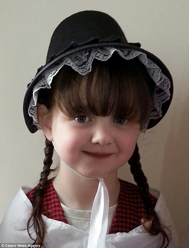 Fighter:Cerys Small was born with multiple heart problems and has been taking Viagra to help the circulation of blood around her body for the past four years