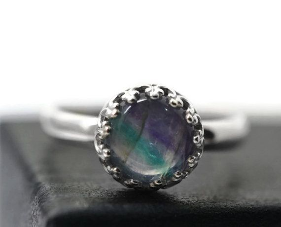 Banded Fluorite Ring Natural Gemstone Jewelry By. Victorian Wedding Rings. Oxidized Gold Wedding Rings. Marital Wedding Rings. Ethical Engagement Engagement Rings. Themed Engagement Wedding Rings. Burger Rings. First Wedding Wedding Rings. Ear Rings