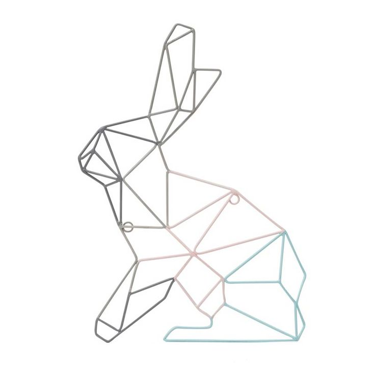 geometric rabbit - Google Search