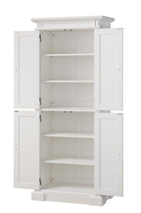 Amazon.com - Home Styles 5004-692 Americana Pantry Storage ...