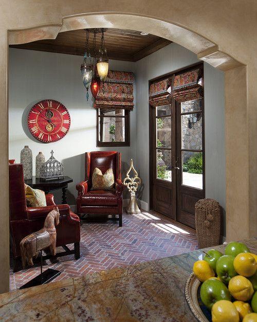 Arizona casita by Hallmark Interior Design.