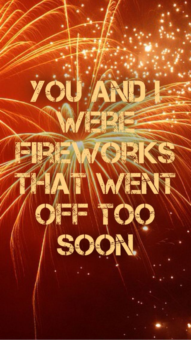 fourth of july by fall out boy lyrics