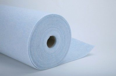 pour remplacer le Jeffitex hors de prix selon Séverine : De la sous-couche à parquet en fibre de polyester ! A voir lors d'une prochaine visite ds un brico :D