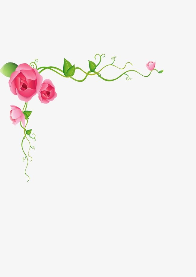 Flower Wreath Clipart Pansy Png Transparent Clipart Image And Psd File For Free Download Bingkai Bunga Pola Bunga Lukisan Bunga
