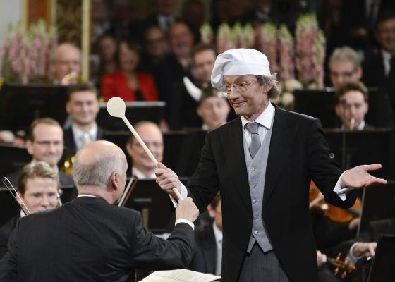 O bailando....  Los valses abrazan a Wagner y a Verdi bajo la batuta de Franz Welser-Möst | Cultura | EL PAÍS