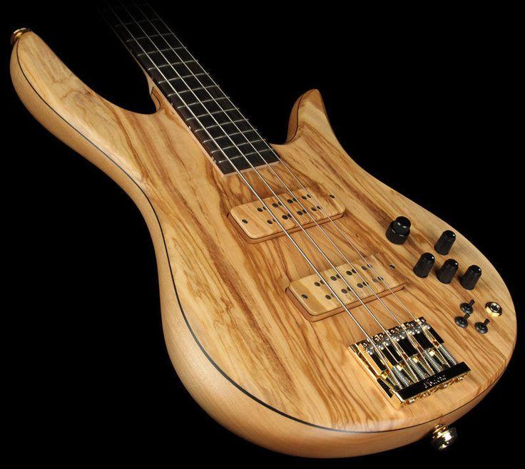 Bass, Bass Guitars And Guitar