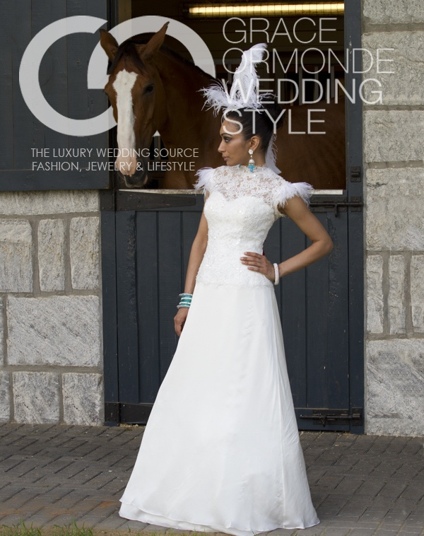 Grace Ormonde Wedding Style Cover Option 4 #theluxuryweddingsource