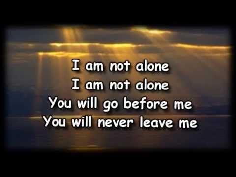 "My Strength: Isaiah 43:2; Philippians 4:13; James 1; Matthew 11:28-29; Isaiah 40:29-31 - ""I Am Not Alone"""