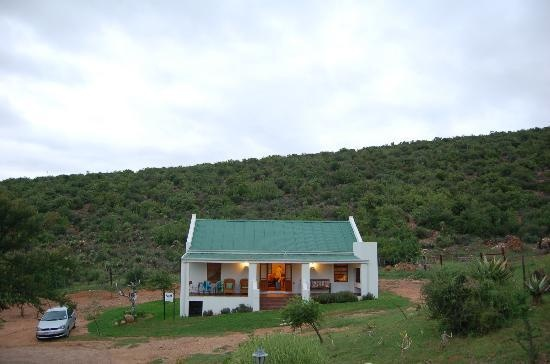South African Farm House