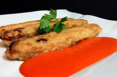 Cocinar para los amigos: Espárragos rellenos de cangrejo