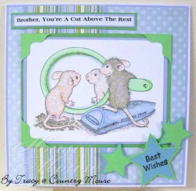 """""""A Cut Above The Rest"""" by Tracy Thompson on House-Mouse Designs®"""