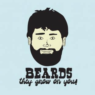 Beards, they grow on you