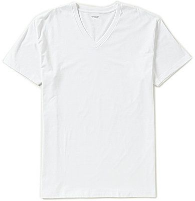 Roundtree & Yorke Big & Tall 3-Pack V-Neck Tees