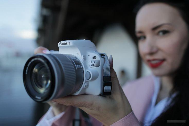 CANON EOS 200D Rebel SL2 Review Test - Photos - Einsteigerkamera und Bewertung der weißen Spiegelreflexkamera DSLR für Blogger und YouTuber - pureGLAM-Technik-Blogger - Erfahrung und Eindruecke