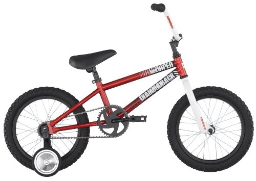 Diamondback 2012 Mini Viper Kid's BMX Bike (Red, 16-Inch) $100