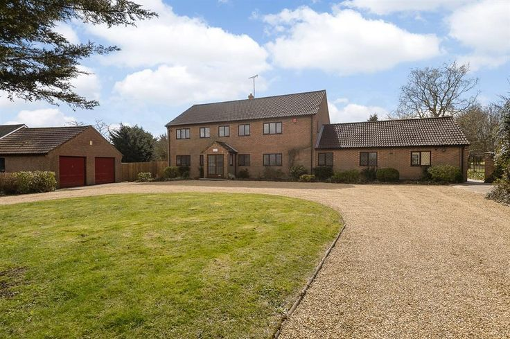 Town Green Road, Watton, Thetford - 6 bedroom detached house - William H Brown