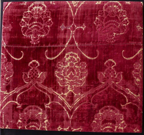 70 Best Sca 14 15th Century Fabrics Images On Pinterest