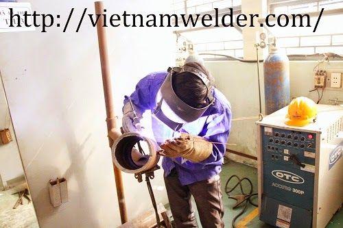 VMST Has Supplied Vietnamese Welders for Belleli Enegy Company