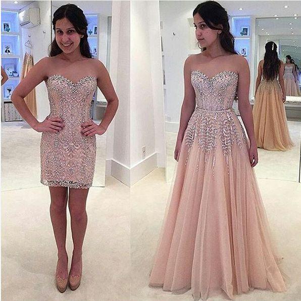 Evening dress 22 rims