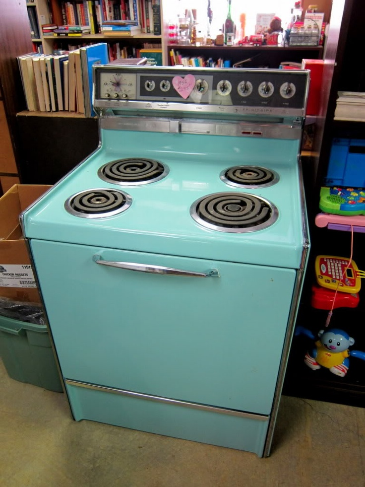 1000 Images About Turquoise Stoves On Pinterest Stove