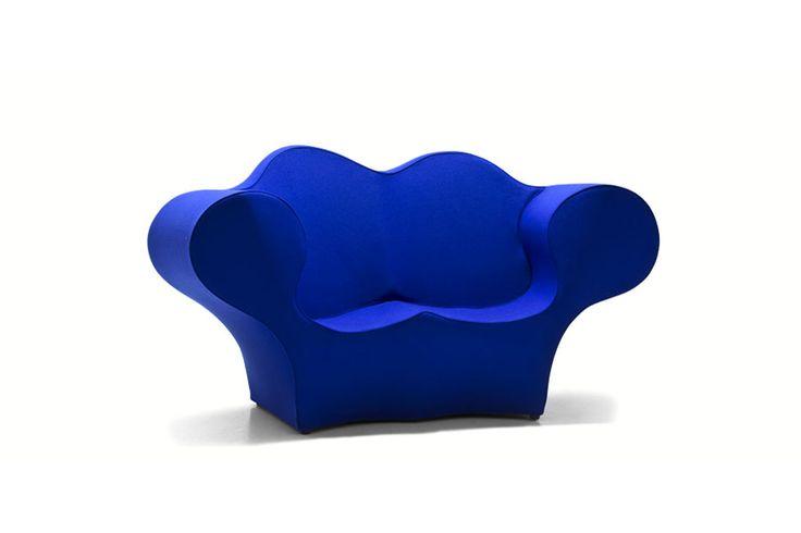 Sofa Double Soft Big Easy by Moroso #designbest #ronarad #design #interiordesign #interiors #homestyle #living #homedecor #homefurniture #home #furniture #style