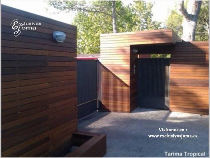 Otra de las instalaciones realizadas en la moraleja - Revestimiento de suelos ...
