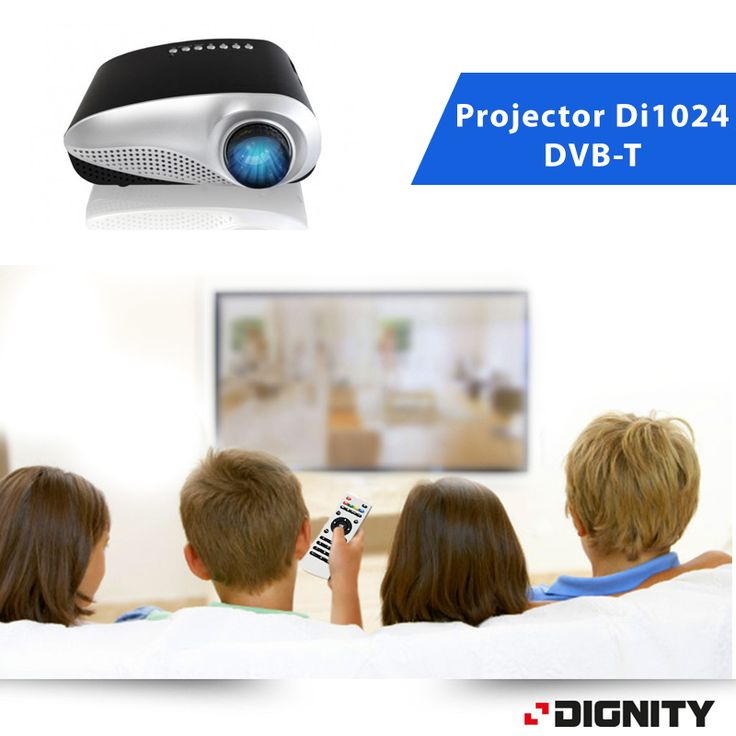 If you want to go big in your home theater, you're probably arguing with yourself over whether to go with a really big TV or a projector. We recomend to choose our Diginity Di1024 DVB-T projector!  http://turanshop.co.uk/vordon/51919-projector-di1024-dvb-t.html?  #projector #homecinema #tv #dvbt #hdmi #vga #usb #movies