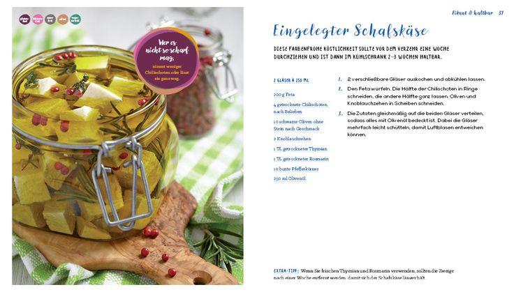 #Rezept eingelegter #Schafskäse aus Ich bring' was mit, #glutenfrei, #laktosefrei, #nussfrei, #eifrei, #vegetarisch
