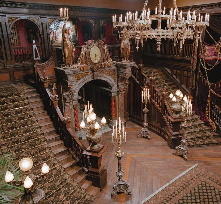 Foto zum Film 'The Haunted Mansion' (2003): Film-Szenenbild