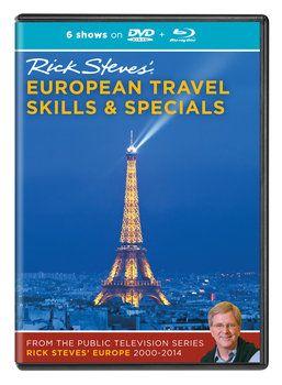 Travel Skills & Specials Blu-ray + DVD Set | Rick Steves Travel Store