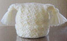 Crochet Baby Set ~ Matching Preemie hat & blanket