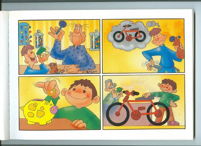 Bisiklet, para biriktirme