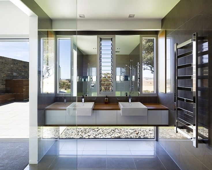 Ecosource Canada encourage you to discuss with these architect with our eco-energy product line.Feel free for your 15% commisision fees programsBarossa House by Max Pritchard Architect