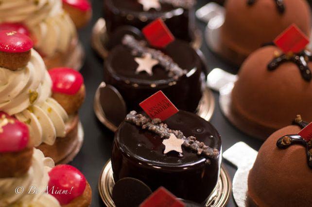 Arnaud Larher, le chocolat dans tous ses états. Rue Caulaincourt.