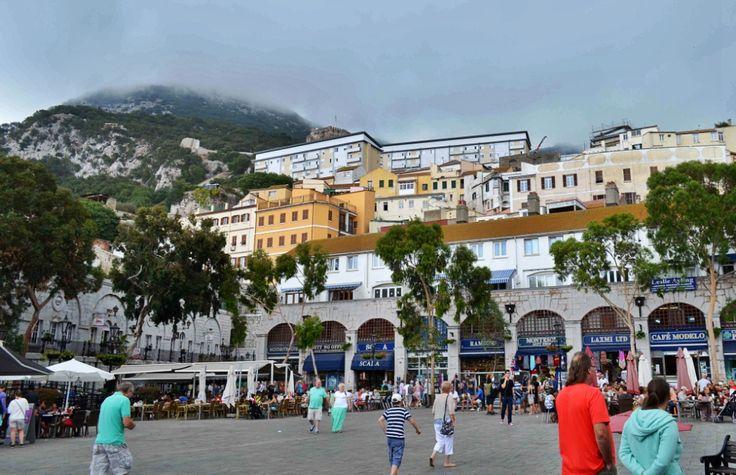 Casemates Square Gibraltar | SkyTravelr