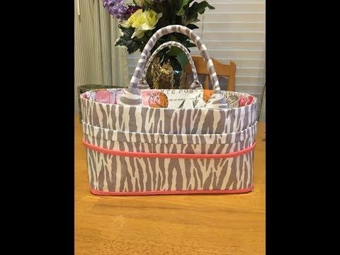 I Make a Cool Canvas Tool Bag - YouTube