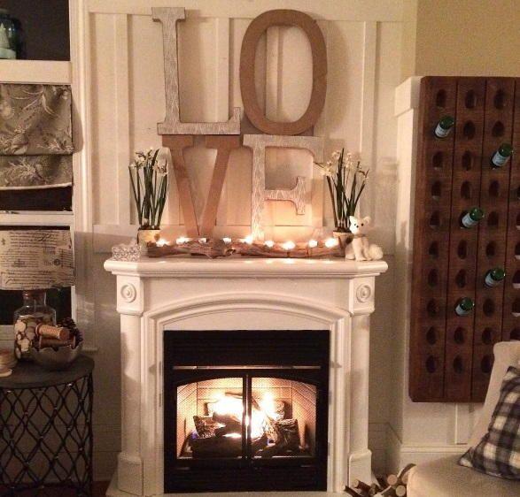 Simple Mantel Ideas: Best 25+ Mantel Decor Everyday Ideas On Pinterest