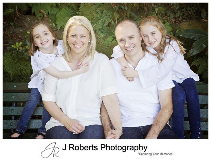 Family Portrait Photography Sydney Tamborine Bay Reserve Lane Cove