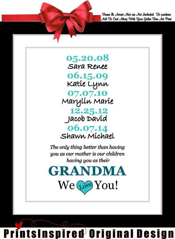 Baby Gift Ideas From Grandma : Best images about gift ideas for grandparents on