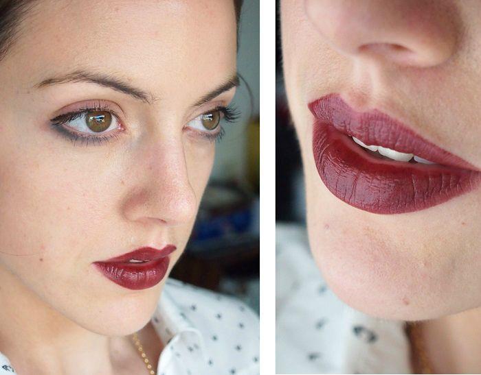 ZAO Lippenstift Lidschatten