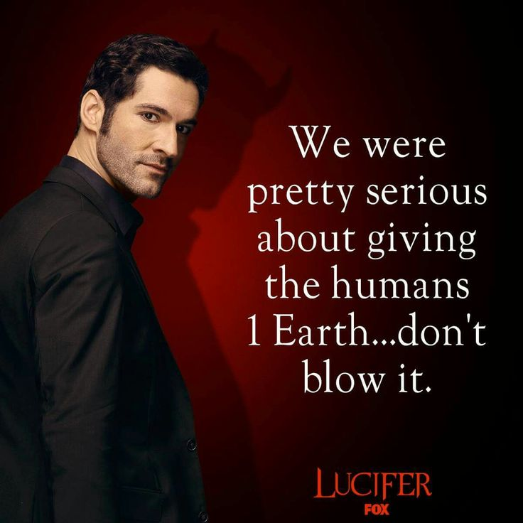 959 Best Images About Lucifer On Pinterest