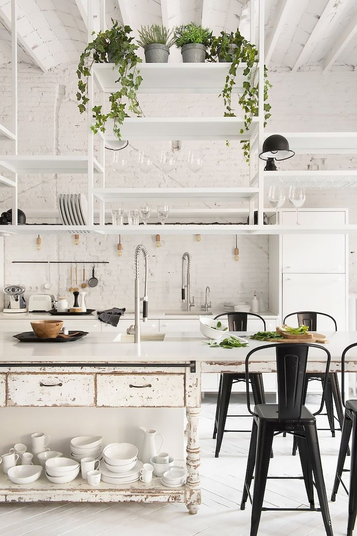 Is This the Next Big Kitchen Trend? via @MyDomaineAU