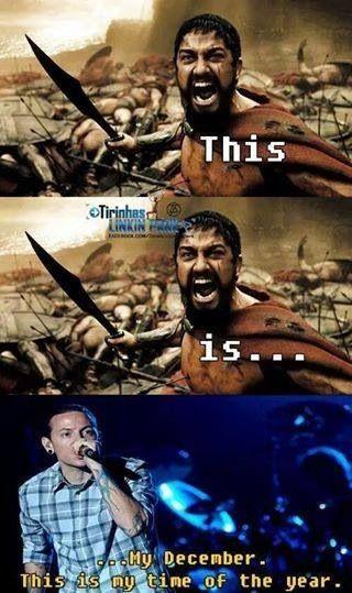 Linkin Park lol - my December lyrics