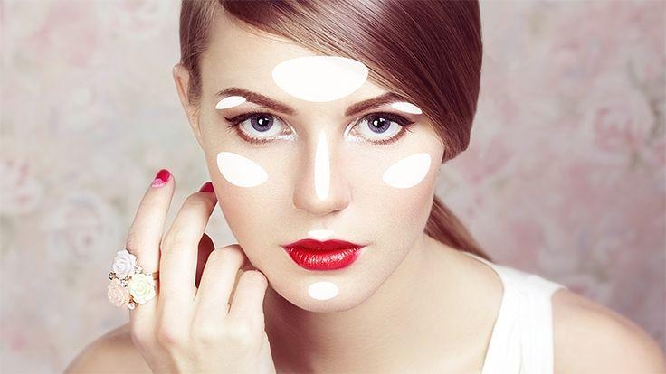 Strobing ny makeup-trend - så här gör du