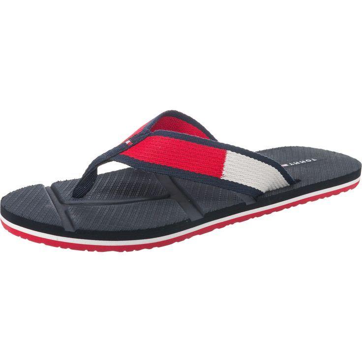 Herren Tommy Hilfiger Zehentrenner Technical Flag Beach Blau Rot Weiss 08719257253559 Material Tommy Hilfiger Zehentrenner Extravagante Schuhe Schuhe Online