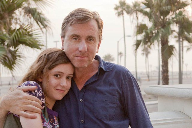 Television needs more father/daughter relationships like Cal and Emily Lightman in Lie to Me (played by Tim Roth and Hayley McFarland)