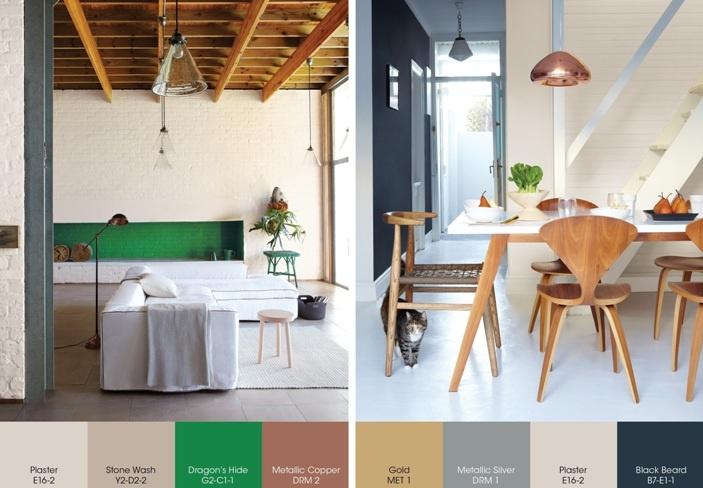 Plascon 2013 Colour Forecast - Simplicity