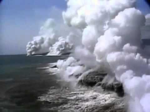 IMPRESIONANTE COMO SE FORMAN LOS MAREMOTOS TSUNAMI BEACH VIDEO DOCUMENTA...